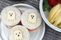 Ghost Sammies Bento